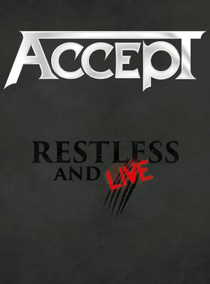 ACCEPT - Restless & Live cover