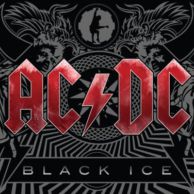 AC/DC - Black Ice cover