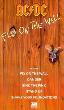 Ac Dc Fly On The Wall Reviews