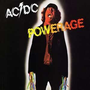 AC/DC - Powerage cover