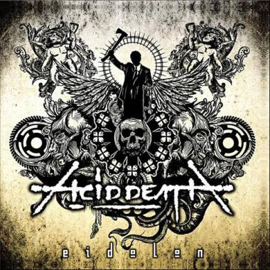 ACID DEATH - Eidolon cover