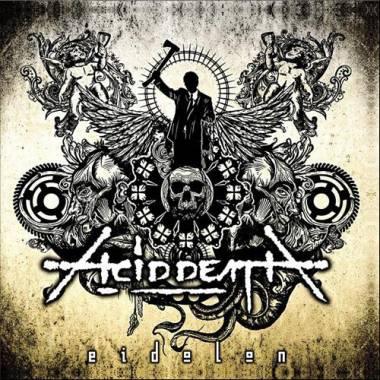 ACID DEATH - Eidolon cover