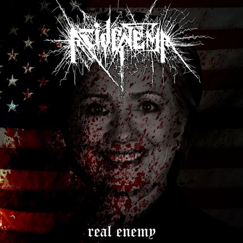 ACID ENEMA - Real Enemy cover