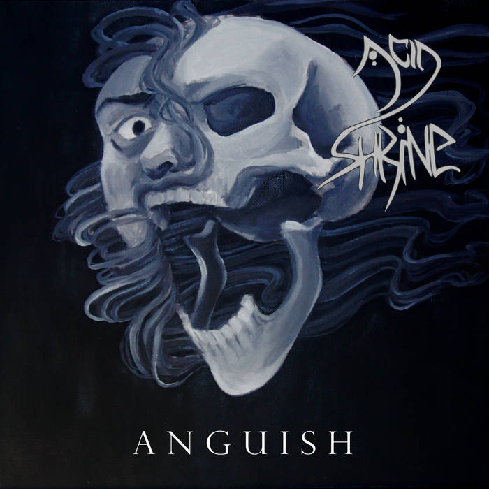 ACID SHRINE - Anguish cover