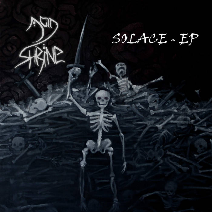 ACID SHRINE - Solace cover