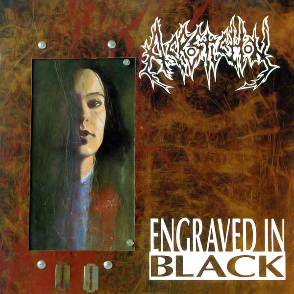 ACROSTICHON - Engraved In Black cover
