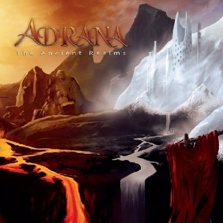 ADRANA - The Ancient Realms cover