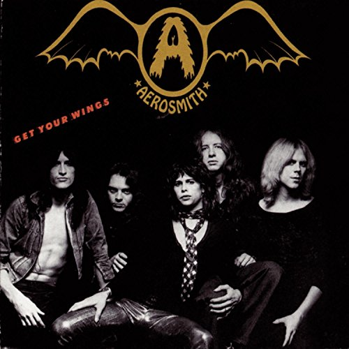 AEROSMITH - Get Your Wings cover
