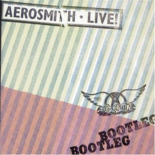 AEROSMITH - Live! Bootleg cover