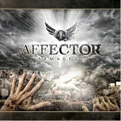 AFFECTOR - Harmagedon cover