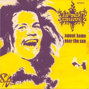 AFTER SHAVE - Sweat Home / Near The Sun cover