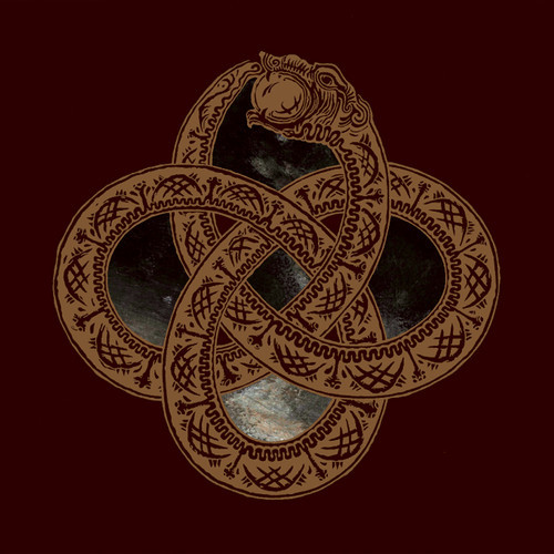AGALLOCH - The Serpent & the Sphere cover