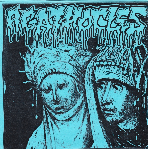 AGATHOCLES - Agathocles / Disreantiyouthhellchristbastardassmanx cover