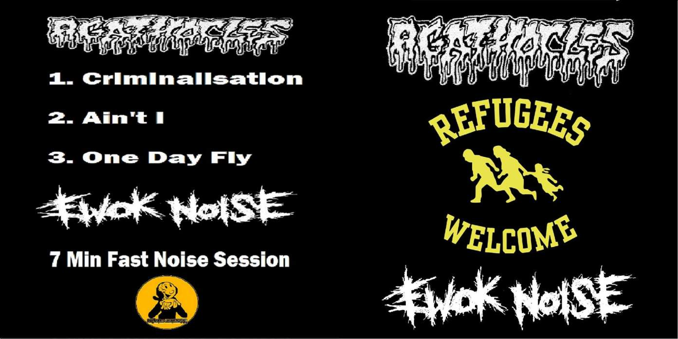 AGATHOCLES - Refugees Welcome cover