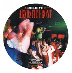 AGNOSTIC FRONT - Believe cover