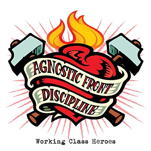 AGNOSTIC FRONT - Working Class Heroes cover