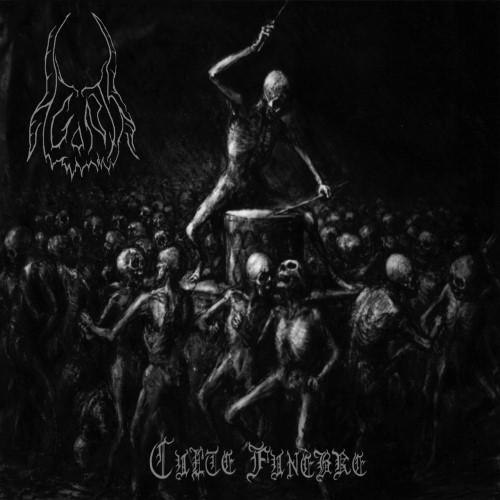 AGONIE - Culte funèbre cover