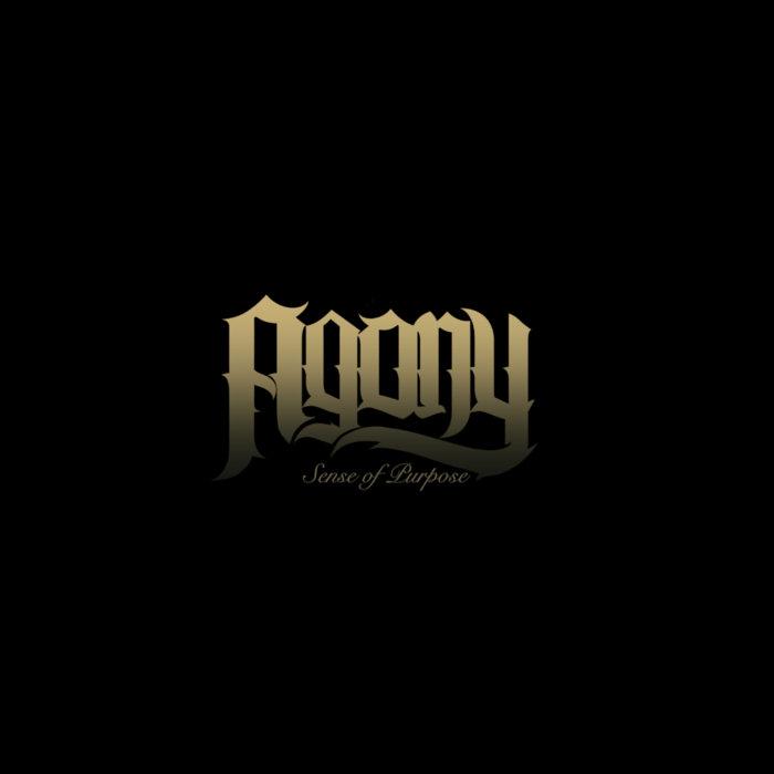 AGONY (SC) - Sense Of Purpose cover