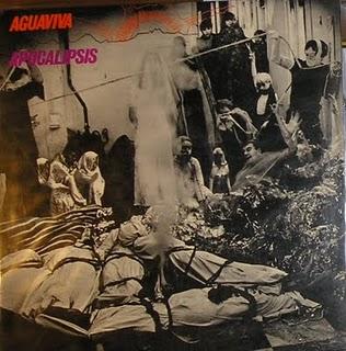 AGUAVIVA - Apocalipsis cover