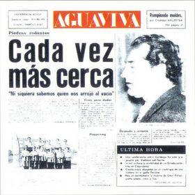 AGUAVIVA - Cada vez más cerca cover