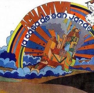 AGUAVIVA - La casa de San Jamás cover