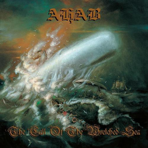 AHAB - The Call of the Wretched Sea cover
