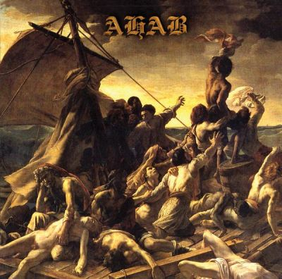 AHAB - The Divinity of Oceans cover