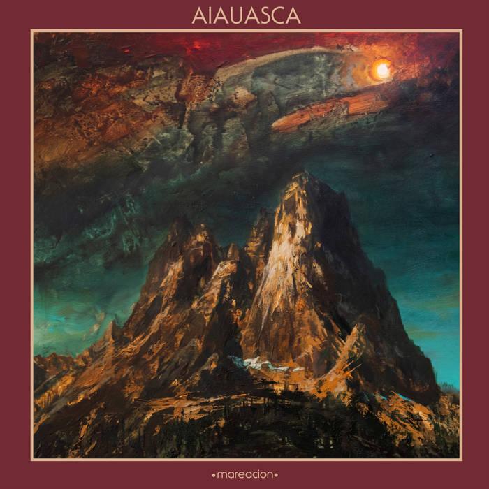 AIAUASCA - Mareacion cover