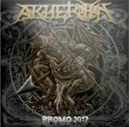 AKHERON - Promo 2017 cover