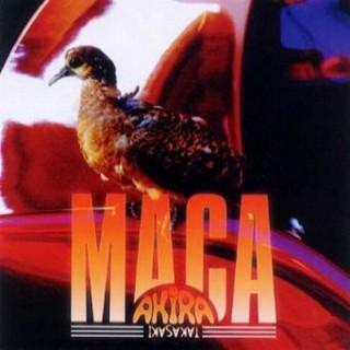 AKIRA TAKASAKI - Maca cover