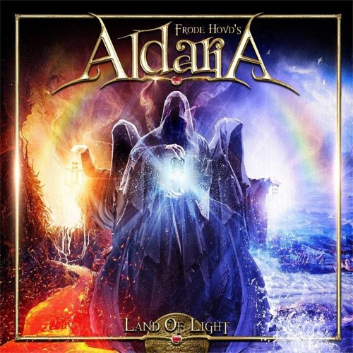 ALDARIA - Land of Light cover