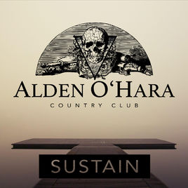 ALDEN O'HARA COUNTRY CLUB - Sustain cover