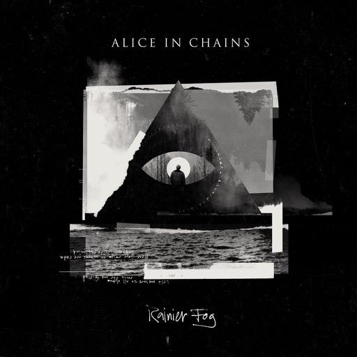 ALICE IN CHAINS - Rainier Fog cover