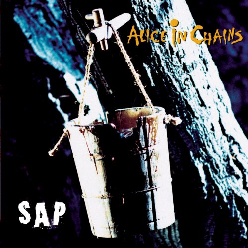 ALICE IN CHAINS - Sap cover