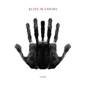 ALICE IN CHAINS - Stone cover