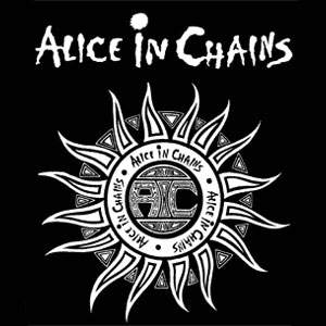 ALICE IN CHAINS - The Treehouse Tapes cover