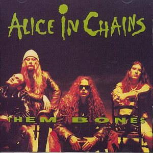 ALICE IN CHAINS - Them Bones cover