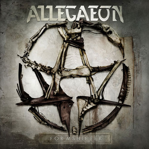 ALLEGAEON - Formshifter cover