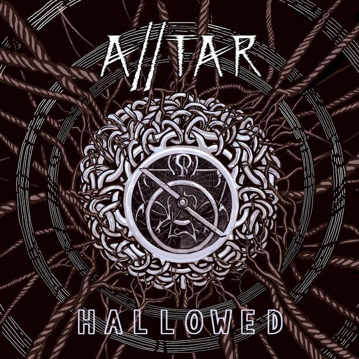 ALLTAR - Hallowed cover