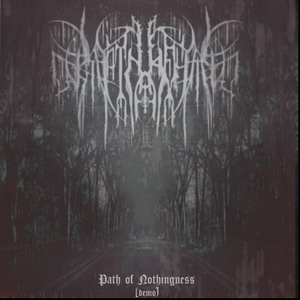 ALPTHRAUM - Path of Nothingness cover