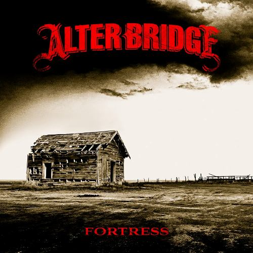 ALTER BRIDGE - Fortress cover