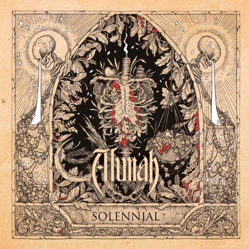 ALUNAH - Solennial cover
