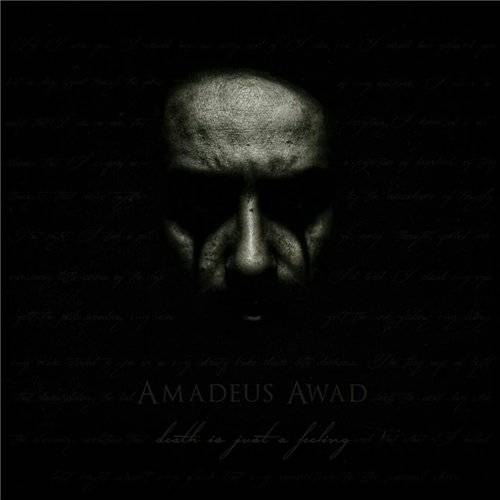 AMADEUS AWAD - Death Is just a Feeling cover