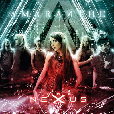 AMARANTHE - The Nexus cover