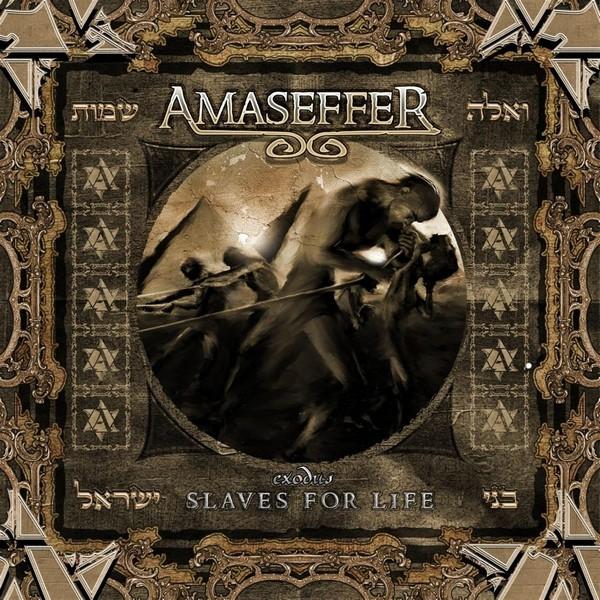 AMASEFFER - Slaves for Life cover