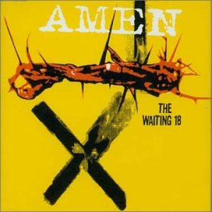 AMEN - The Waiting 18 cover