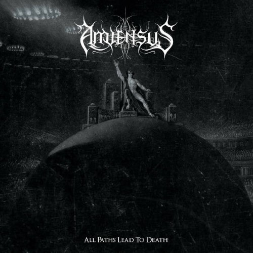 AMIENSUS - All Paths Lead to Death cover