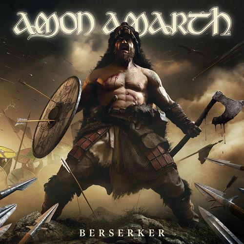 AMON AMARTH - Berserker cover