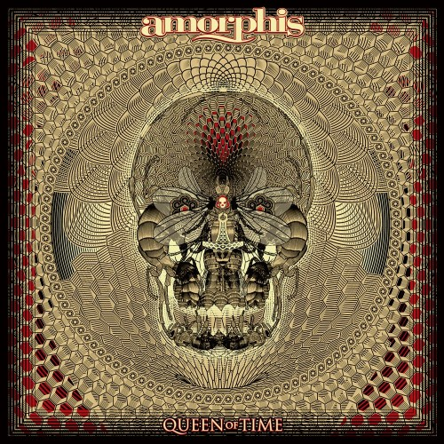AMORPHIS - Queen Of Time cover