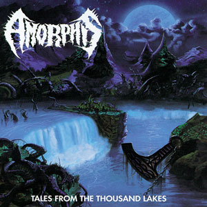 AMORPHIS - Tales From the Thousand Lakes cover